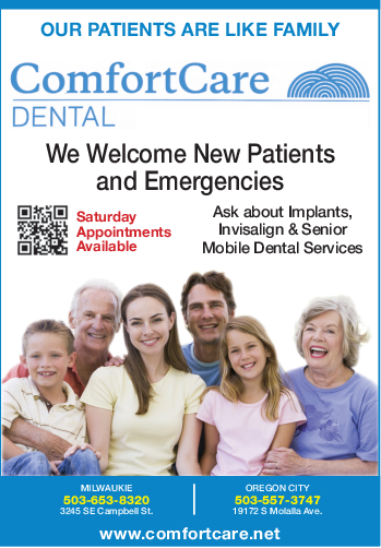 Invisalign & Senior Mobile Dental Services in Oregon City, OR