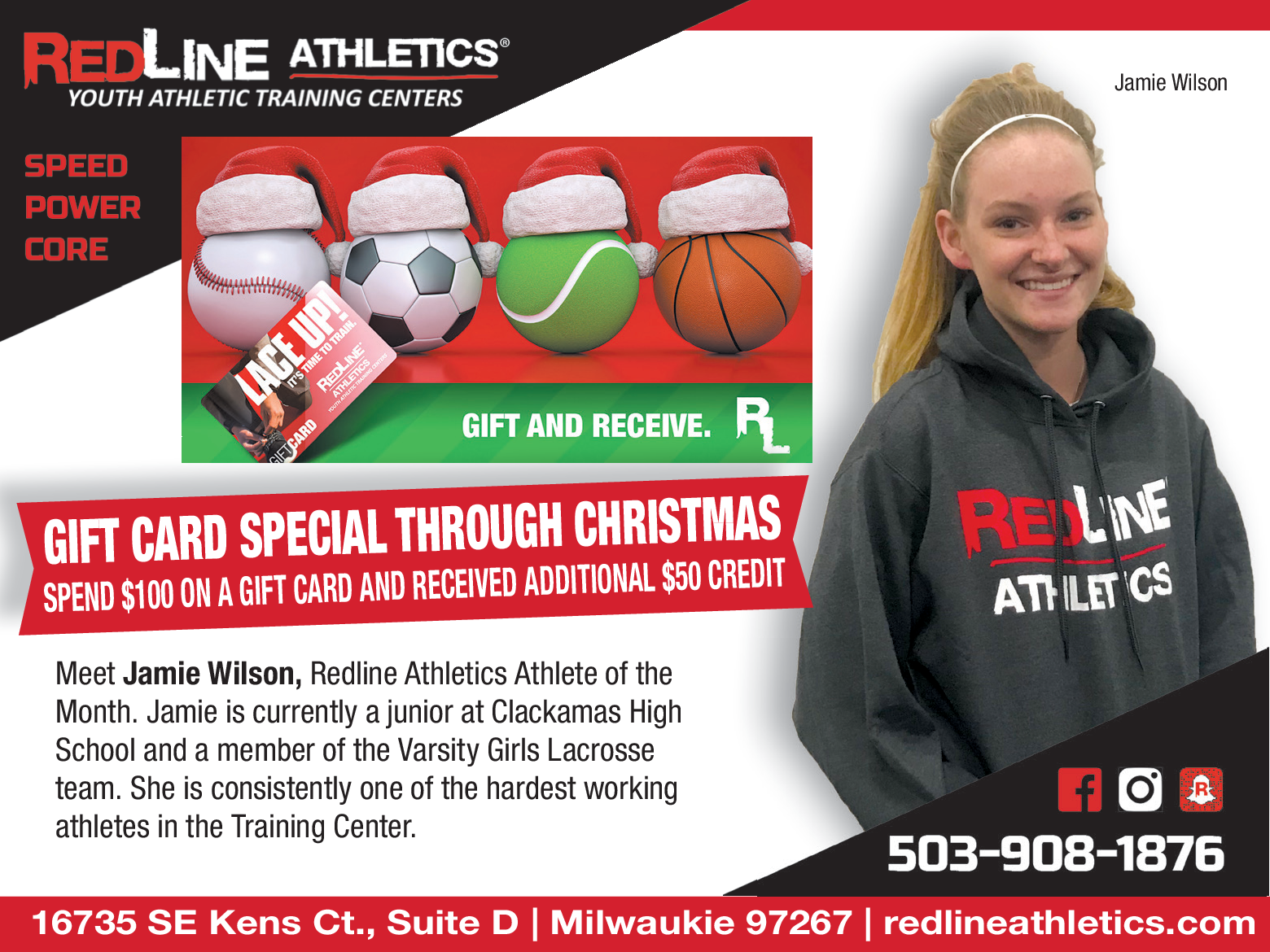 Great Athletic Training Center in Milwaukie, OR, Fitness